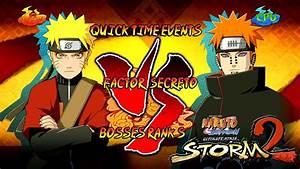 Naruto Ultimate Ninja Storm 2 1080p Final Boss 9 Pain Rank
