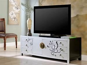 Meuble Bébé Pas Cher : meuble tv shanxi meuble tv pas cher vente unique ventes pas ~ Teatrodelosmanantiales.com Idées de Décoration