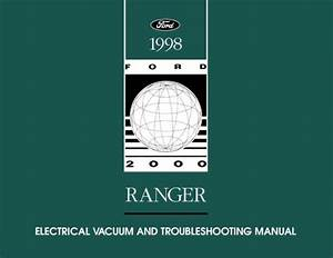 1998 Ford Ranger Truck Wiring Diagrams Schematics Drawings