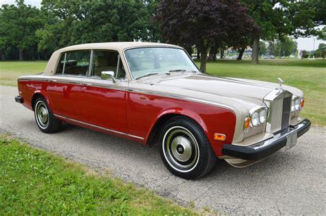 Purchase Used 1980 Rollsroyce Silver Shadow In Atlanta