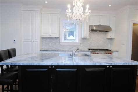granite quartzite marble quartz countertops contemporary kitchen toronto