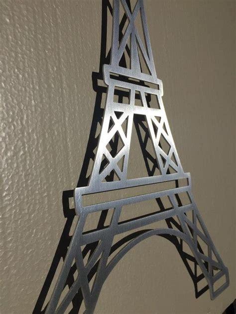 1pcs free shipping large wall sticker 124*150cm paris tower living. 20 Best Metal Eiffel Tower Wall Art | Wall Art Ideas