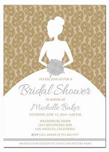printable diy bridal shower invitation template with With printable wedding shower invitations