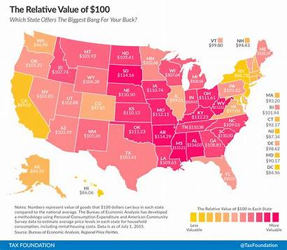 States Much Usd Worth Map Read