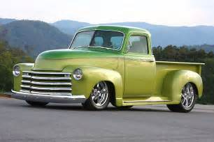 50 Chevy Pickup Truck