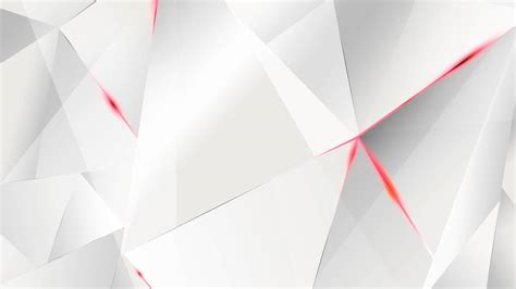Abstract Wallpaper White by Wallpapers Abstract Polygons White Bg By