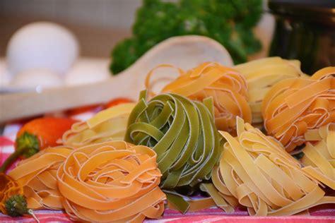 close   farfalle pasta  stock photo