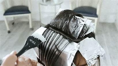 Hair Colour Lights Formula Weaves Textured Seamless