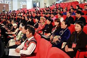 Second national ethnic minority congress to be held in ...