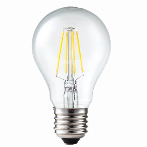 power e27 led light bulb replaces 4 watt filament