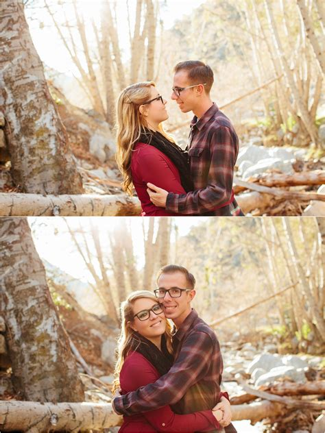 Mountain Engagement Session - Mt. Baldy in Upland, CA ...