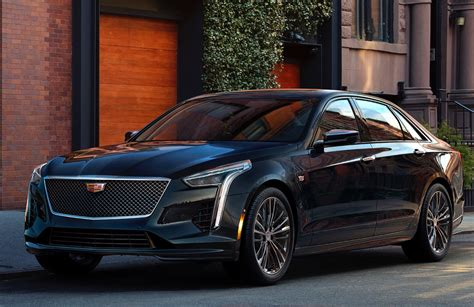 2019 Cadillac Ct6 Vsport Debuts With V8  Gm Authority