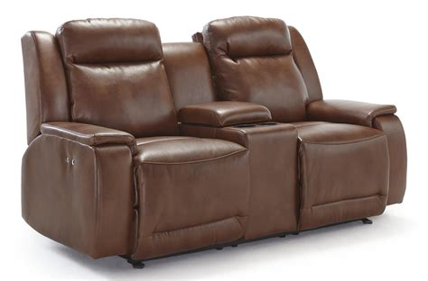 Power Rocking Reclining Loveseat With Cupholder And