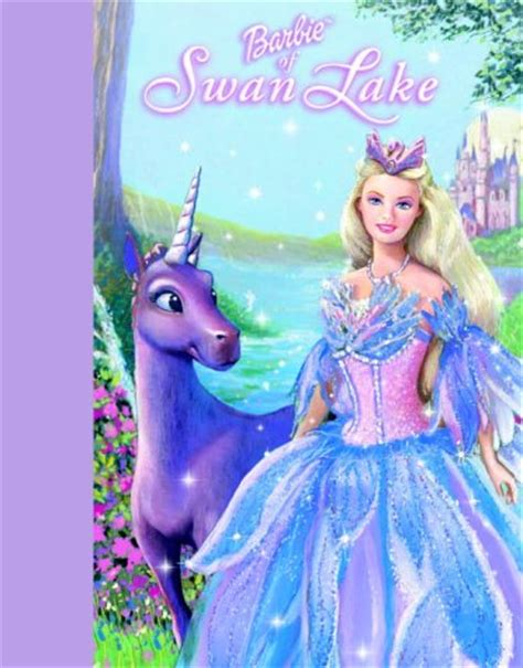 barbie  swan lake picture book  mary man kong