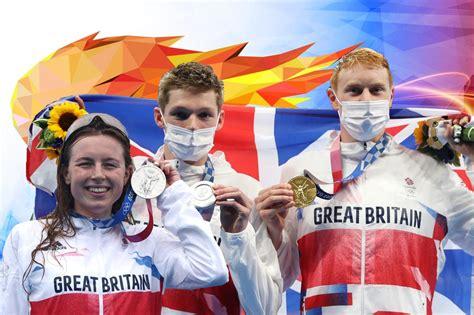 tim olimpiade gb daftar lengkap pemenang medali emas perak perunggu  olimpiade tokyo