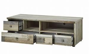 Tv Tisch Vintage : wohnwand wohnzimmer set vitrine lowboard wandregal tv ~ Whattoseeinmadrid.com Haus und Dekorationen