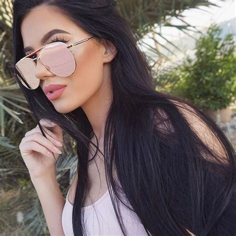 not shabby hair oakley ca want to see more follow latina savage shades pinterest oakley sunglasses glasses and