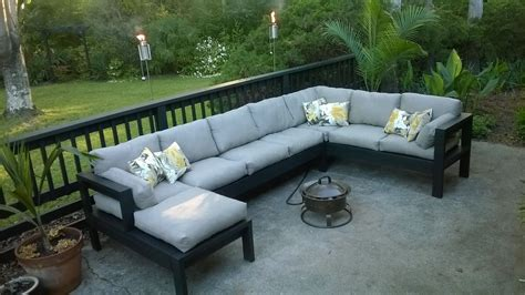 outdoor sectional    home projects  ana