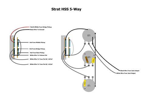 Strat Hss Way Wiring Diagram