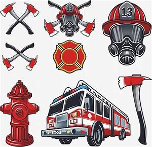 Vector Fire Engine  Fire Vector  Engine Vector  Fire