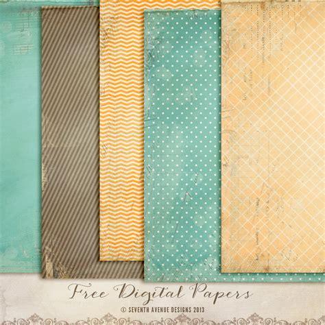 digital papers freepapers   thavenue