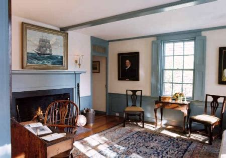 colonial home interior writers colony d d syrdal