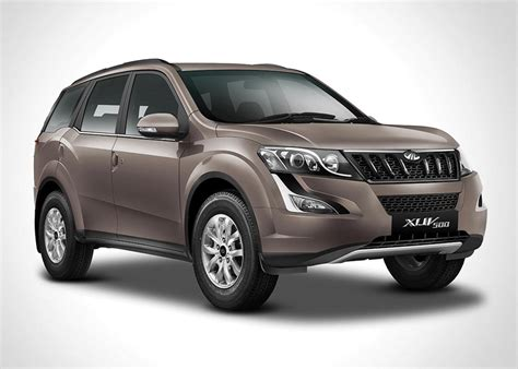 2017 Mahindra Xuv500 Launched With Android Auto, Connected