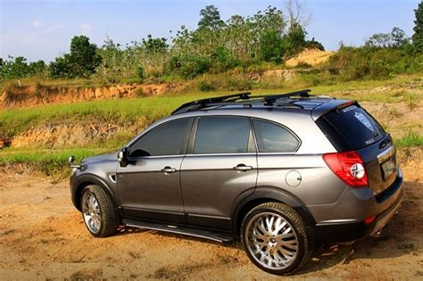 Modifikasi Chevrolet Captiva Diesel by Captiva Chevrolet Captiva Tuning Suv Tuning