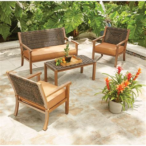 hton bay table l hton bay 6 patio set hton bay carleton place 7 patio