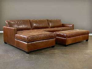 distressed leather sectional sofa with chaise With distressed leather sectional sofa with chaise