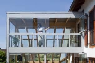 wintergarten mit balkon wintergarten balkon innenräume und möbel ideen