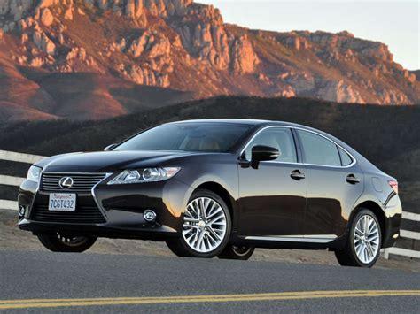 2014 Lexus Es 350 Review 2014 lexus es 350 luxury sedan road test and review