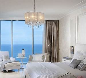 Choosing the bedroom chandeliers for home
