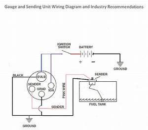 For Sending Unit Wiring Diagram
