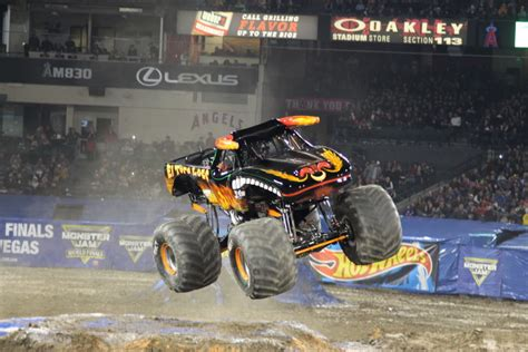 monster truck show anaheim stadium tips for enjoying a monster jam show socal field trips
