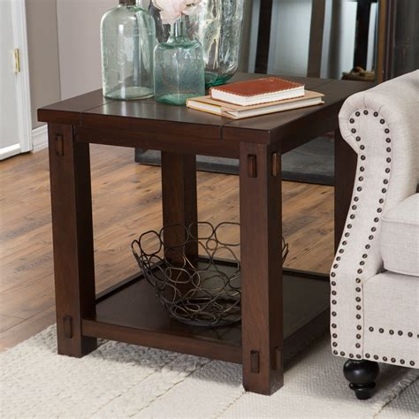 how tall are end tables tall narrow end tables save more space with narrow end