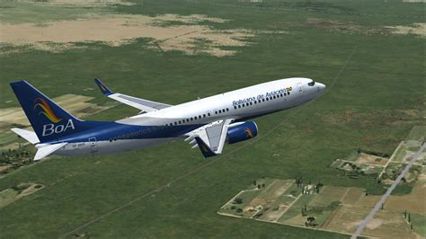 boa boliviana de aviacin boeing 737700 airplane