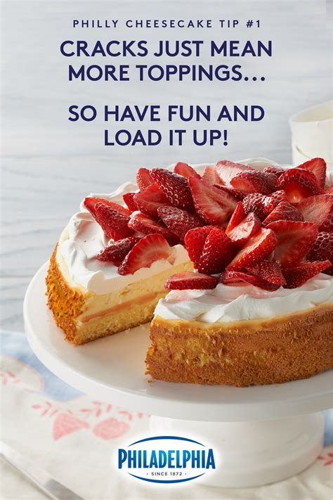 After the cheesecake is baked, it rests for 15 minutes while you increase the oven temperature to 400 f. 6 Inch Cheesecake Recipes Philadelphia / 10 Best Lemon Cheesecake Philadelphia Cheesecake ...