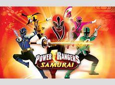 Top Cartoon Show Power Rangers Samurai