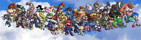 Super Smash Bros Brawl Old By Chetrippo On Deviantart