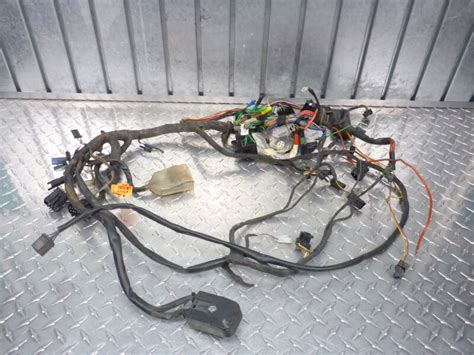 Bmw Krs Main Engine Wiring Harness Motor
