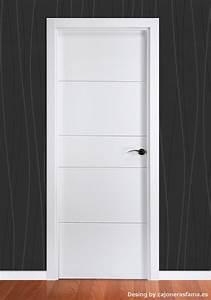 Puerta lacada en blanco Pantografic 03 Cajonerasfama es