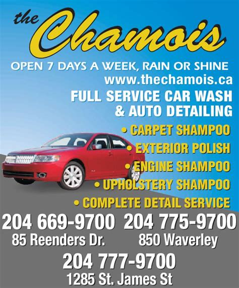 car wash service chamois the full service car wash opening hours 1285