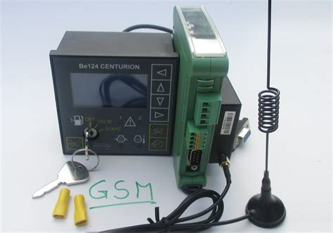 genset controller generator control systems