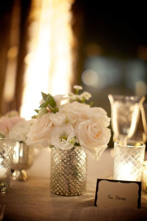 Mercury Vases Wedding - 25 best ideas about mercury glass wedding on