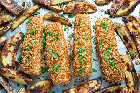 duck in cuisine sheet pan fish and chips recipe simplyrecipes com