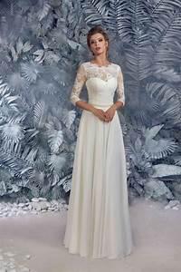Brautkleid Vintage Schlicht : boho wedding dress 100 models to jump on lifestyle ~ Watch28wear.com Haus und Dekorationen