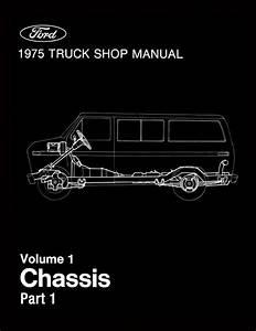 Vehicle Parts  U0026 Accessories Service  U0026 Repair Manuals 1975