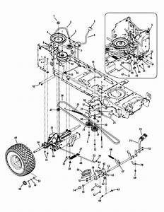 Ltx 1040 Clutch Diagram - Mytractorforum Com