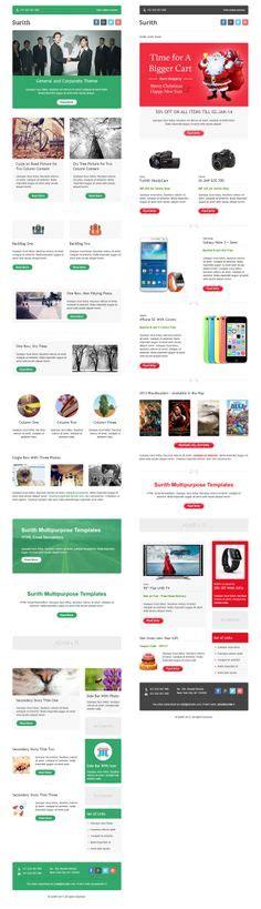 Cool Mailchimp Templates 9 Best Edms Images On Pinterest